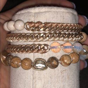 Chloe + Isabel Jewelry - African Plains Wrap Bracelet